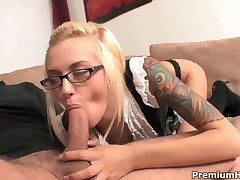 Emma Mae gets ineptly pounded apart from hot man