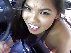 Cindy Starfall is one incomparable asian woman who can't evade