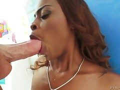 Cocoa Tori Taylor asks her fuck be seen with to